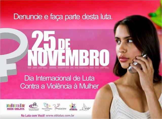 Resultado de imagem para dia 25 dia  de luta contra violencia