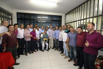46ab2c949cc73 Paulo Bomfim intermediou reunião de lideranças de Curaçá com o Governador  Rui Costa sobre a recuperação da BA 210