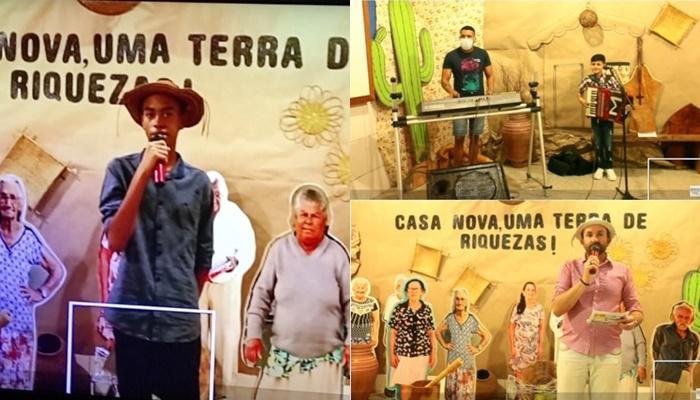 PROJETO VALORIZA IDENTIDADE TERRITORIAL DE CASA NOVA