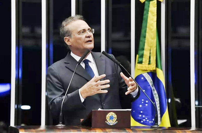 RedeGN - Liminar derruba Renan Calheiros da relatoria da CPI da Pandemia
