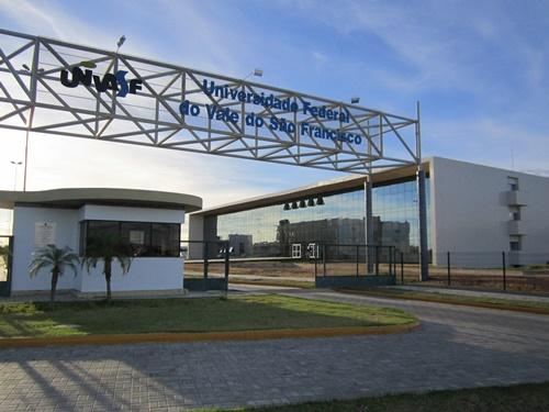 UNIVASF OFERTA 720 VAGAS EM CURSOS DE GRADUAÇÃO