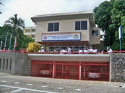 COMANDO REGIONAL NORTE DA PM TEM NOVO COMANDNTE