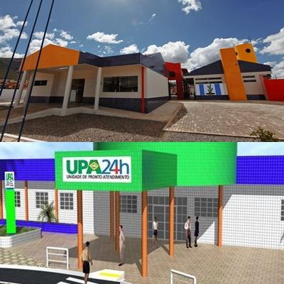 33b139f94416e Blog do Geraldo José - Casa Nova lança Pedra Fundamental de UPA e ...
