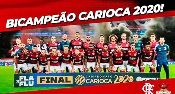 O Flamengo conquistou nesta quarta-feira (15) o seu 36º ...