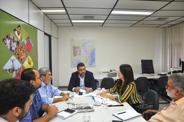 INCRA BAHIA INICIA OBRAS DE BASTECIMENTO DE  ÁGUA EM BONFIM E NO ESTADO