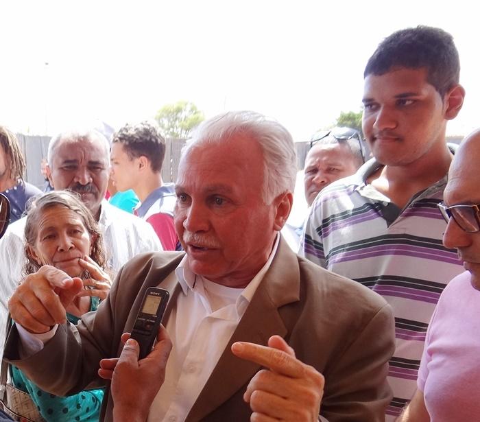 JOSEPH CONTINUA PRÉ-CANDIDATO A PREFEITO DE JUAZEIRO