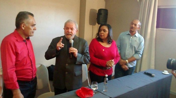 RedeGN - Odacy Amorim diz que ex-presidente Lula vai visitar ...