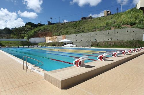 Nenhum coment rio for Metros piscina olimpica