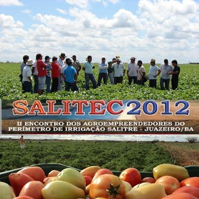 SALITEC 2012 valoriza a agricultura irrigada